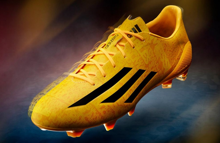 Lionel Messi Gets New Signature Pair of adiZero F50  d5a4c9124abd2