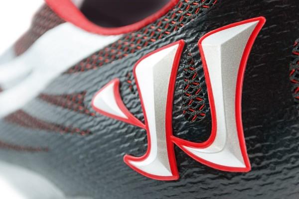 WARRIOR SUPERHEAT BLACK&RED (b)