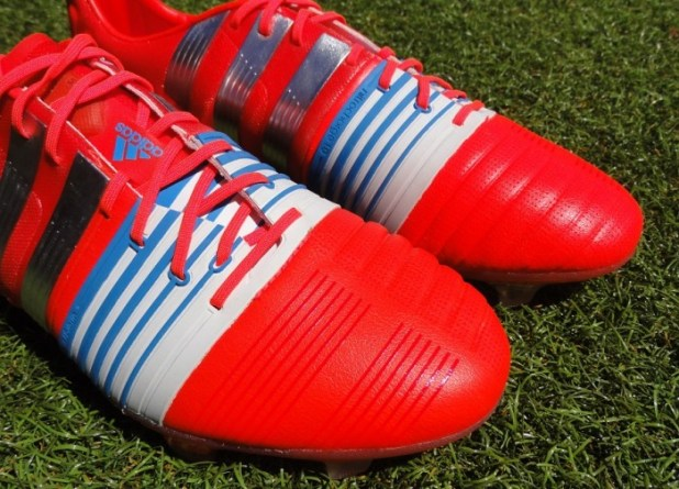Adidas Nitrocharge Second Generation Detailing