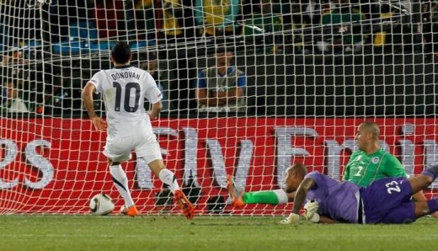 Donovan Goal vs Algeria