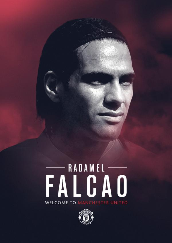 Falcao to United