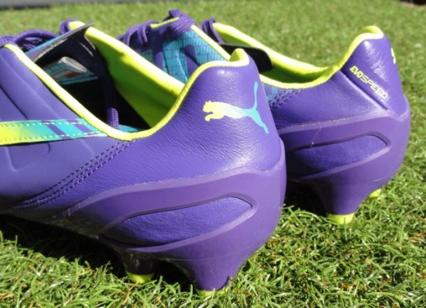 evoSPEED 1.3 Leather Heel