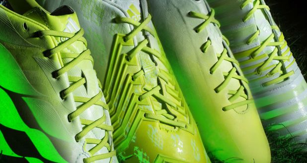 Adidas Glow in the Dark Hunt Pack