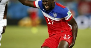 Altidore Hamstring Injury