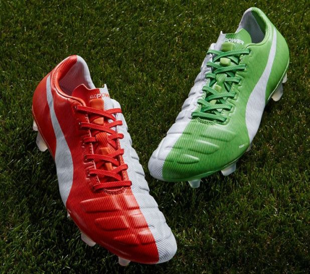 Puma evoPOWER Tricks Balotelli