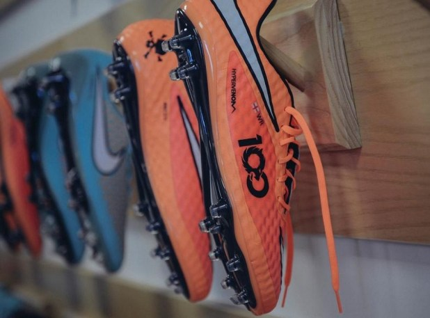 Rooney 100th Cap Hypervenom