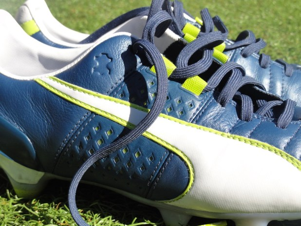 Puma King II side view