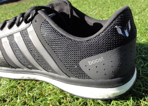 Messi Logo on Boost