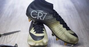 Ronaldo Superfly in Rare Gold