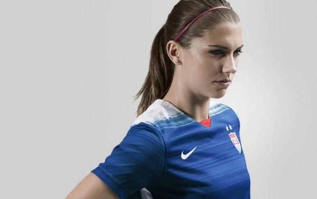 US Women's Away 2015