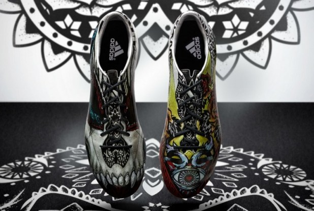Adidas F50 adiZero Tattoo Pack