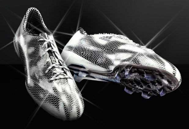 Adidas f50 adizero Haters White Diamond