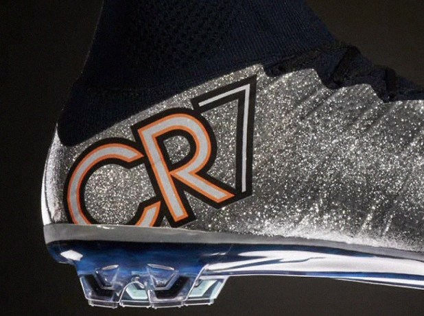 CR7 Logo on Superfly Silverware
