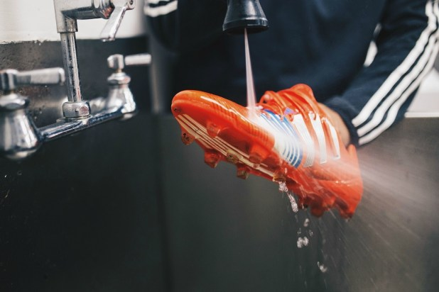 Cleaning Adidas Nitrocharge
