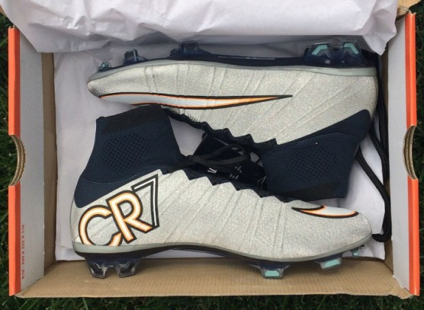 Nike Superfly CR7 Silverware Unboxing