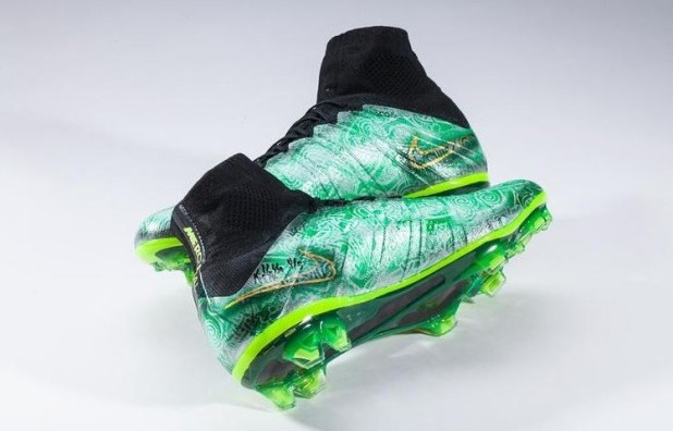 St. Patrick's Day Nike Mercurial Superfly