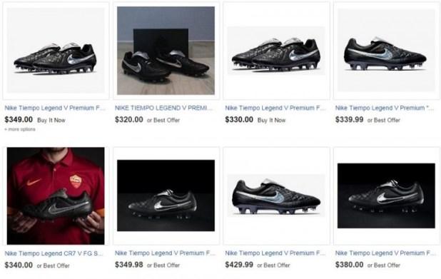 Totti Tiempo Legend Boots
