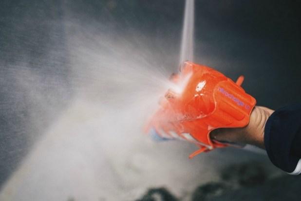 Washing Adidas Nitrocharge