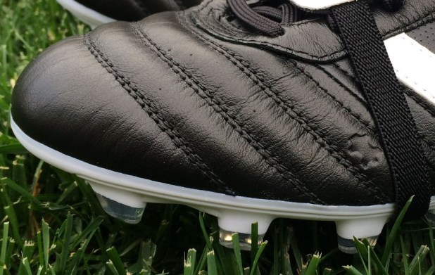 Gloro K-Leather Up Close