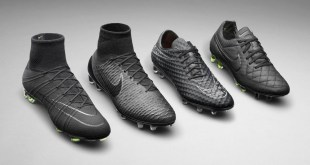 Nike Acadamy Black Pack