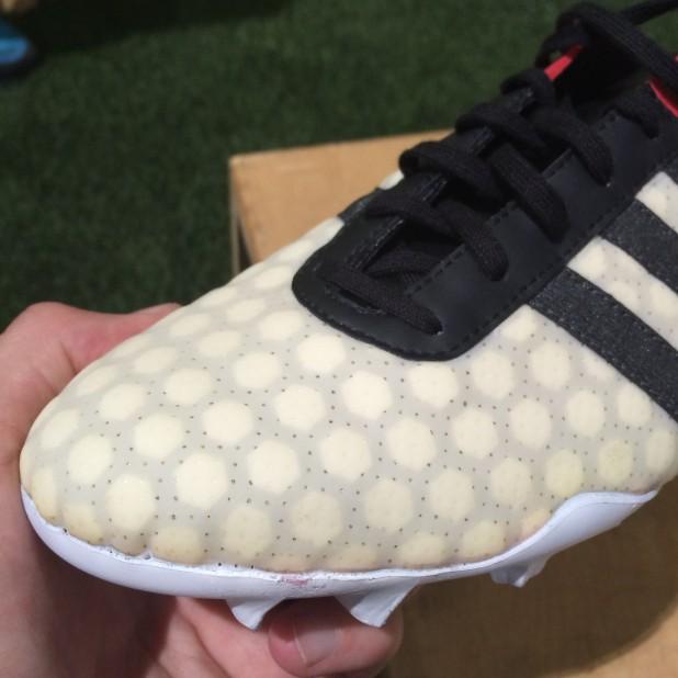 Adidas Ace Original Prototype Detailing