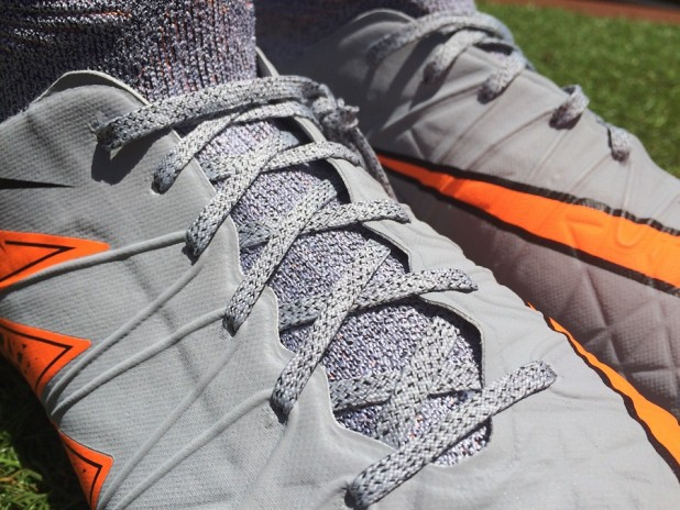 HYpervenom II Flywire plus Lacing
