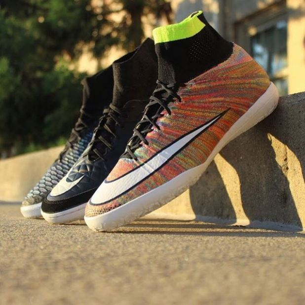 SCCRX Superfly Flyknit