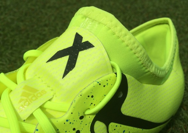 Adidas X15 TechFit Collar