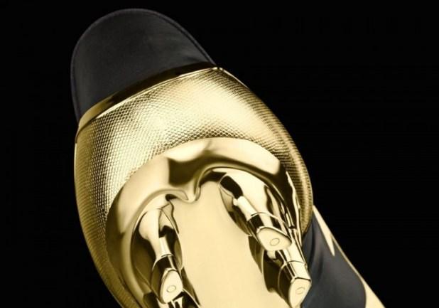 Gold Plated UA Speedform