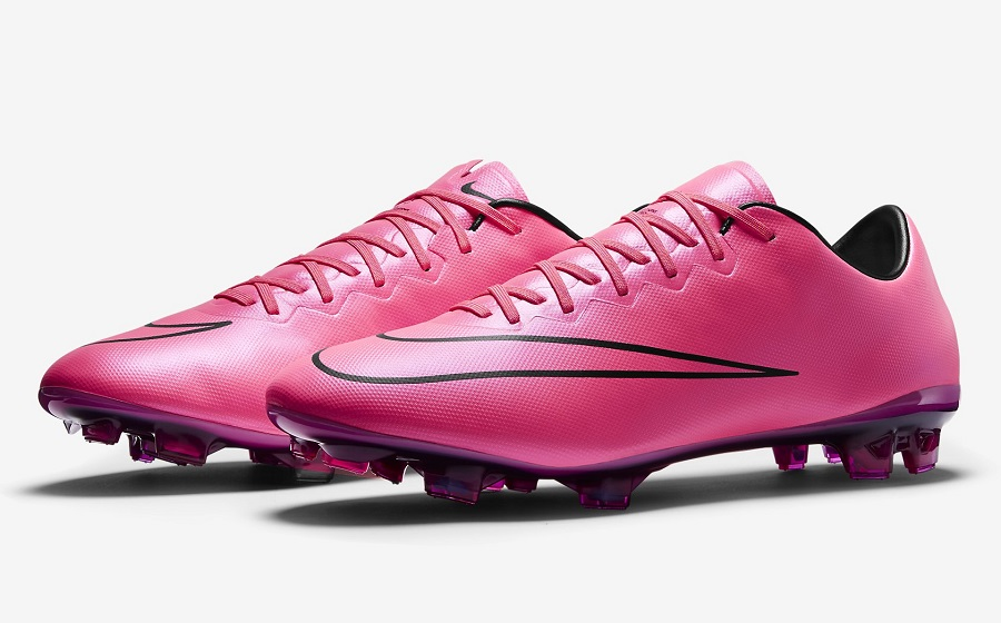 f7d2bc46c671 Nike Mercurial Vapor X in Hyper Pink Released | Soccer Cleats 101
