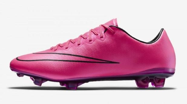 Nike Mercurial Vapor X Hyper Pink