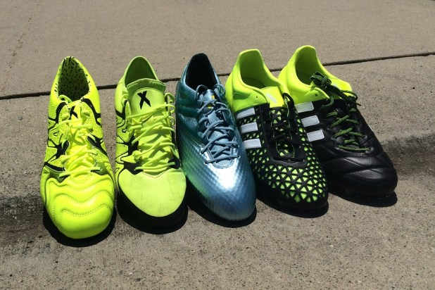 Adidas Soccer Shoes 2015 Collection
