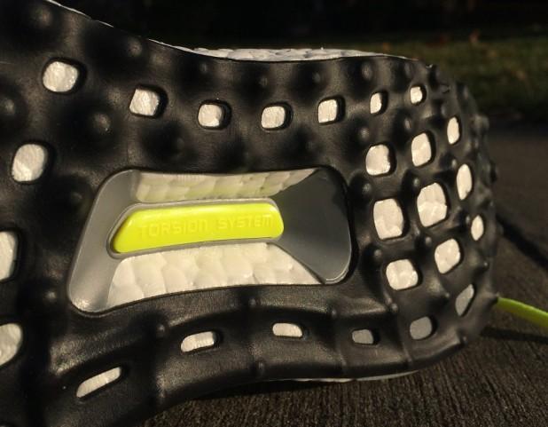Adidas Ultra Boost Torsion System