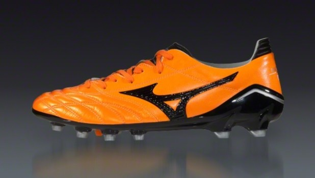 Orange Mizuno Morelia Neo NIJ
