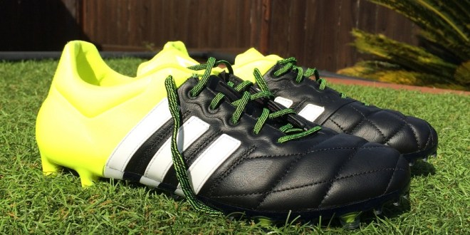 Adidas ACE15 Leather Review