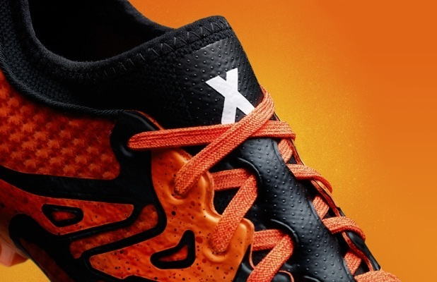 Adidas X15+ Primeknit Tongue