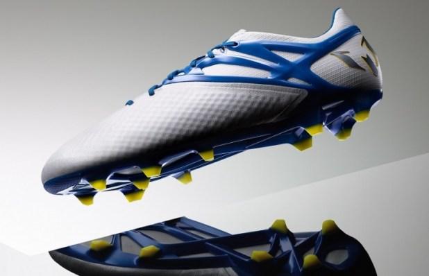 Messi 15.1 White Blue