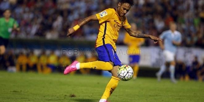 Neymar in Mercurial Vapor featured