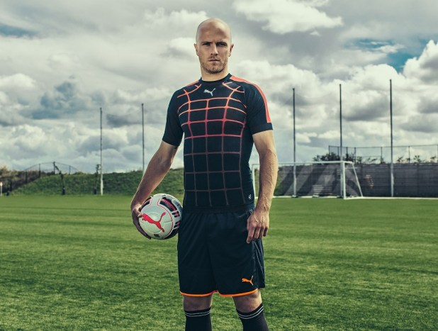 Michael Bradley Joins Puma