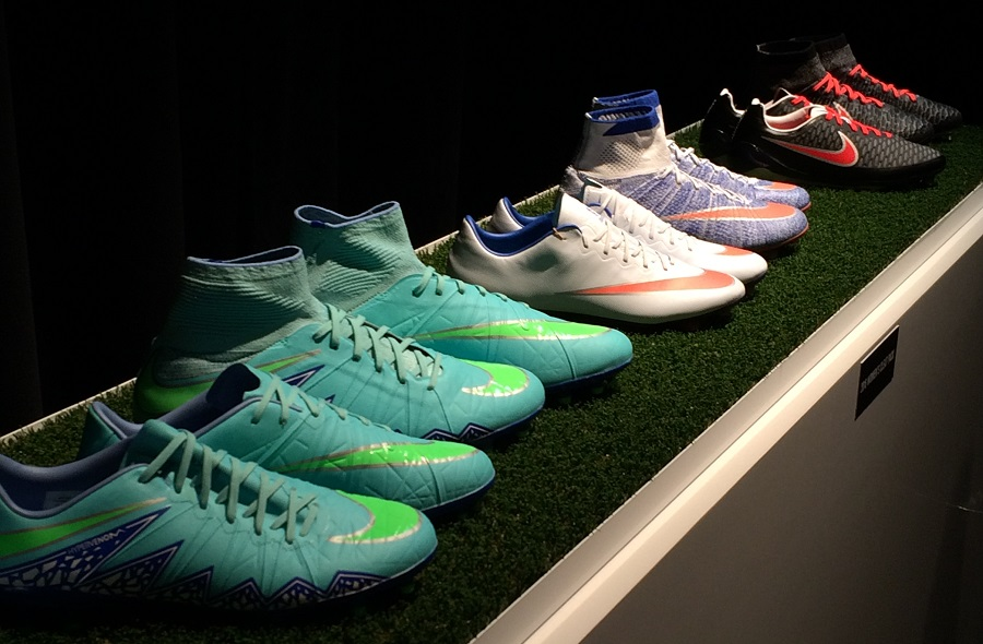 Nike Unveil Women's 2016 Cleat Collection