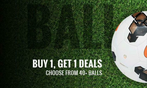 Soccer Ball Buy 1 Get 1 Free