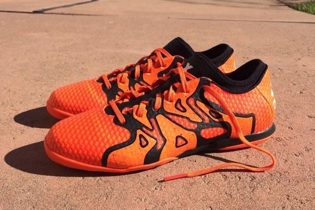 Adidas X15+ Primeknit Court