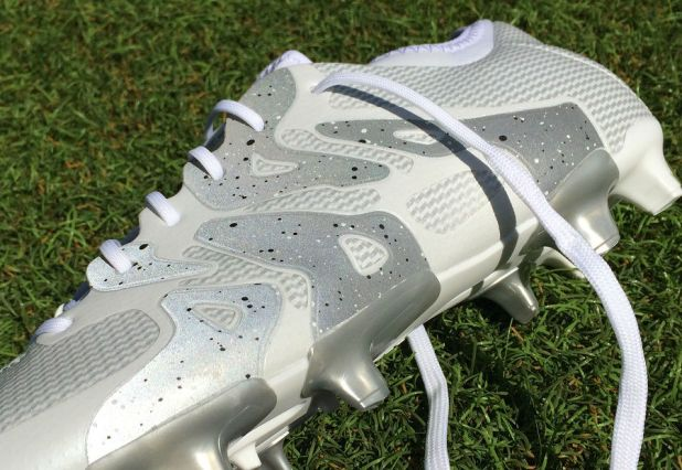 Adidas X15 Whiteout Sideview