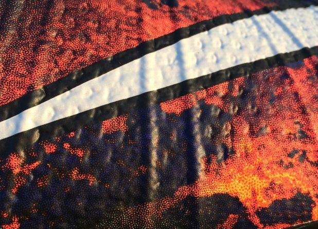 Nike Savage Beauty Superfly Up Close Pattern