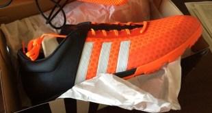 Adidas Ace 15.1 Primeknit CG Turf review