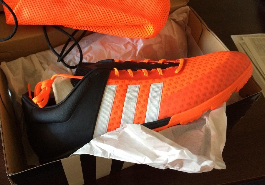 Adidas Ace 15.1 Primeknit CG Turf A Pro Players Take