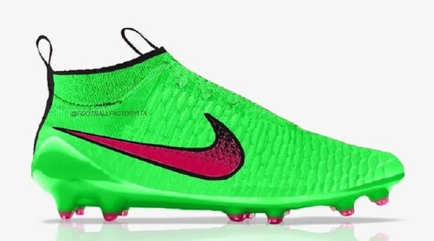 Laceless Magista