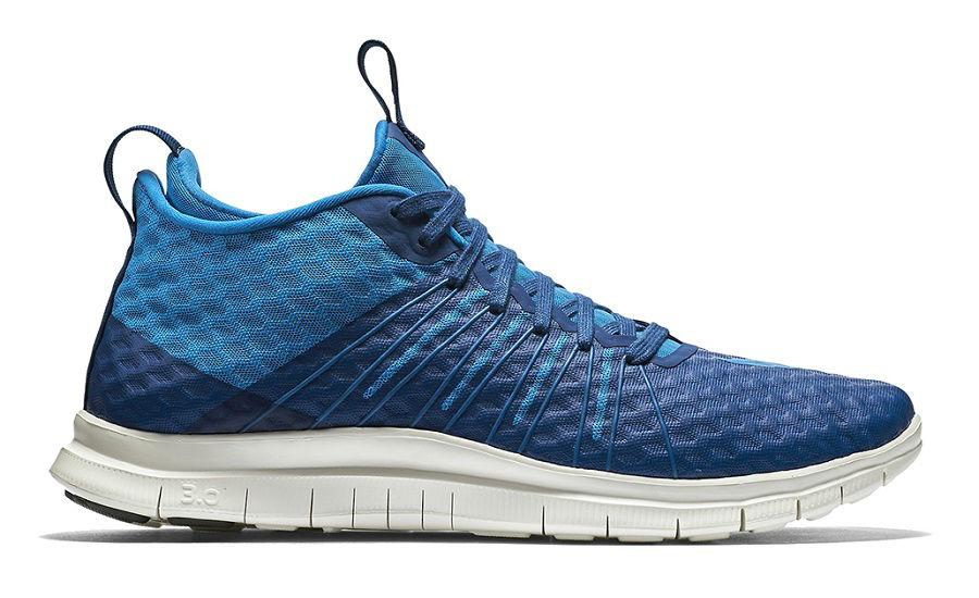 2841d669fe12 Nike Free Hypervenom 2 FS - Insignia Blue Edition