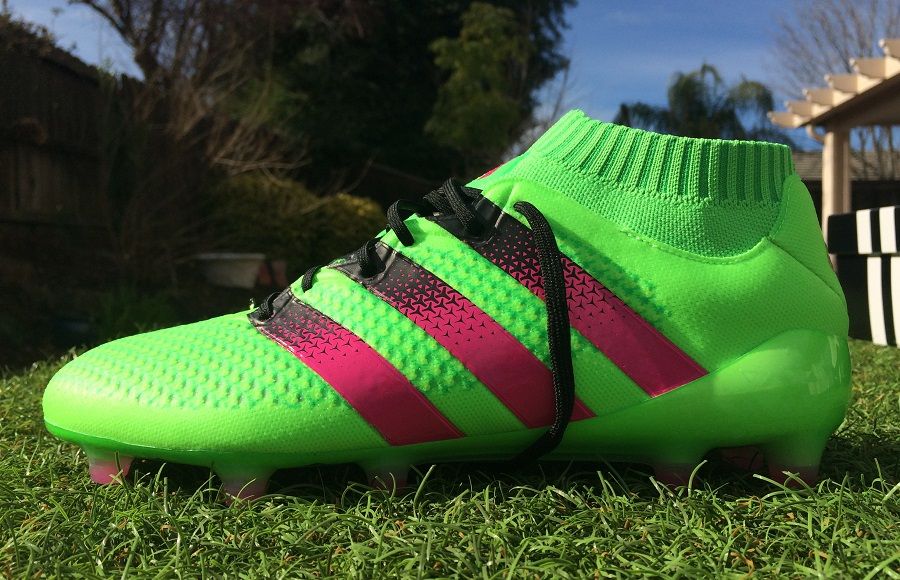 36e0d9ed Adidas Ace 16.1 Primeknit - Boot Review | Soccer Cleats 101