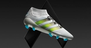 Adidas Ace Primeknit 16.1 Ice White